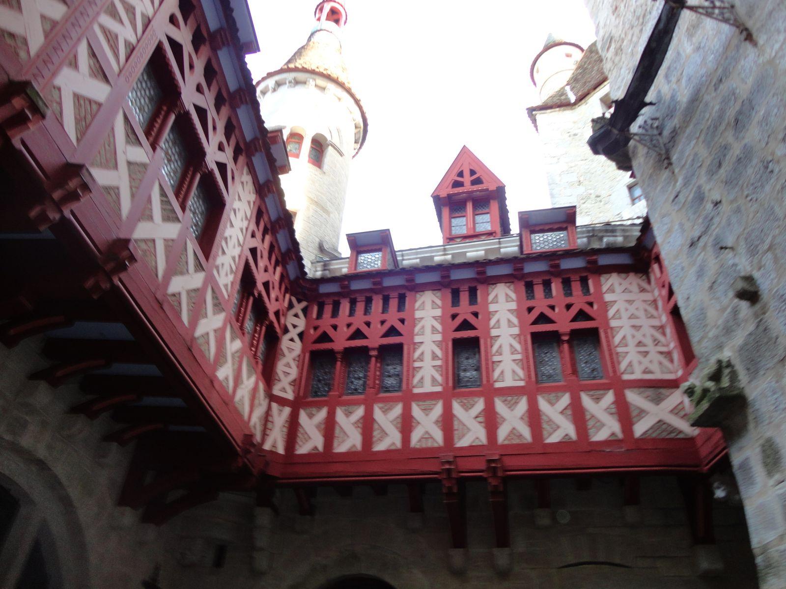 château de Menthon Saint Bernard