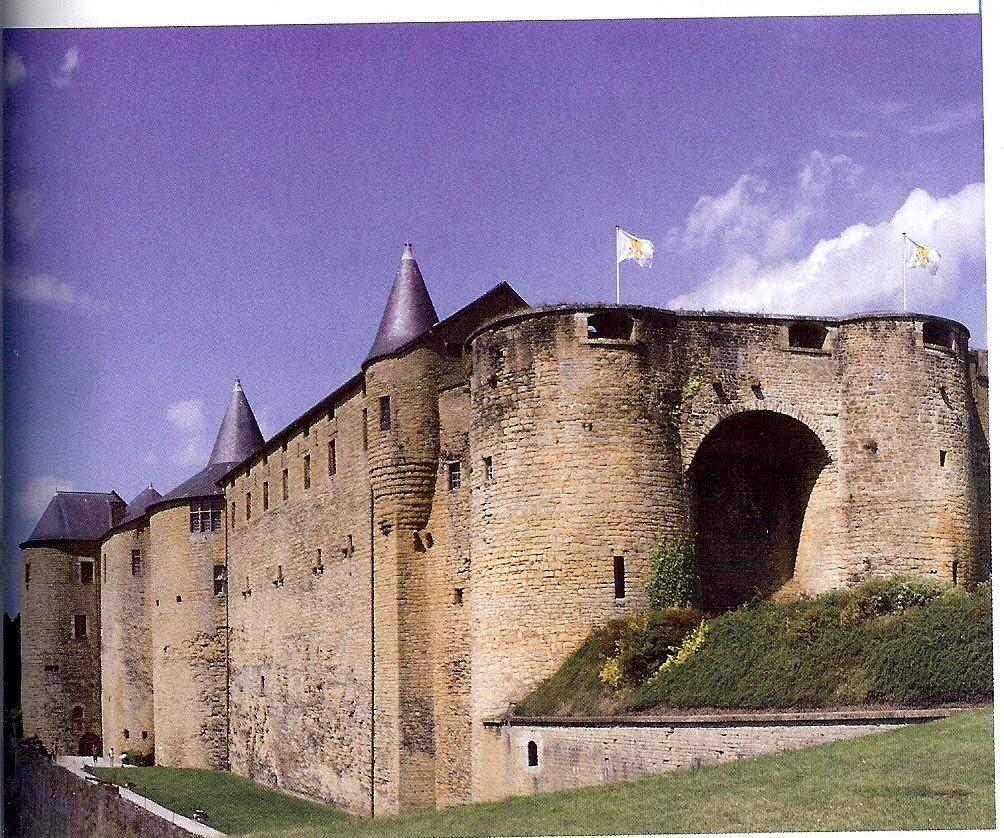 Sedan le château-fort Ardennes