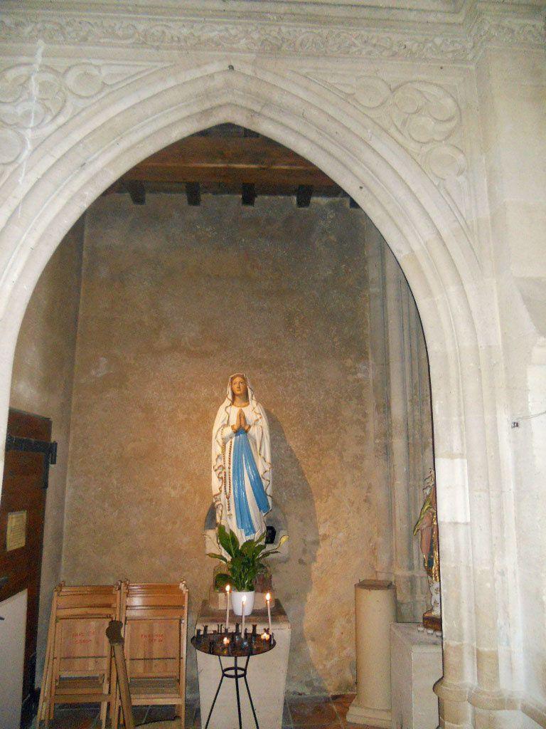 l'église de Créon