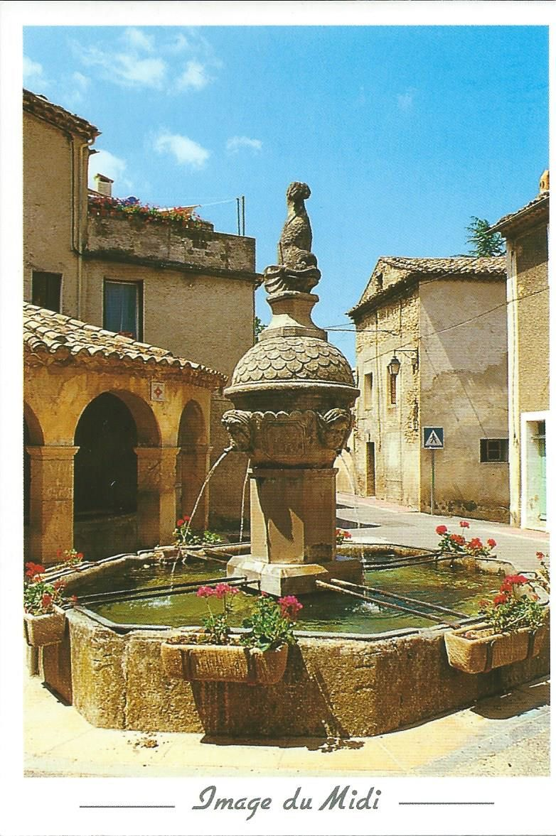 fontaines Provence