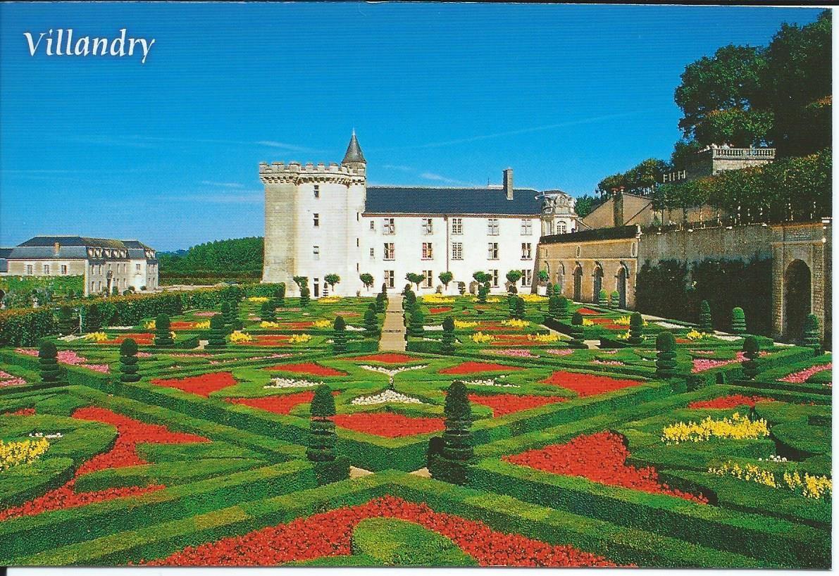 châteaux français
