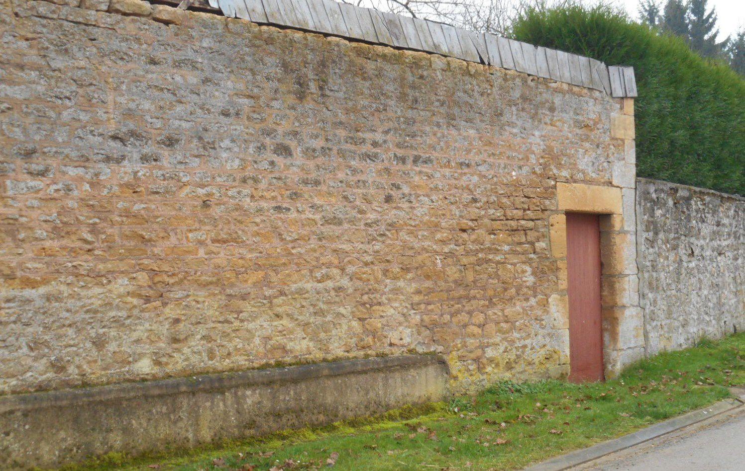 Osnes Ardennes différentes vues et l'ancien lavoir sur la dernière photo
