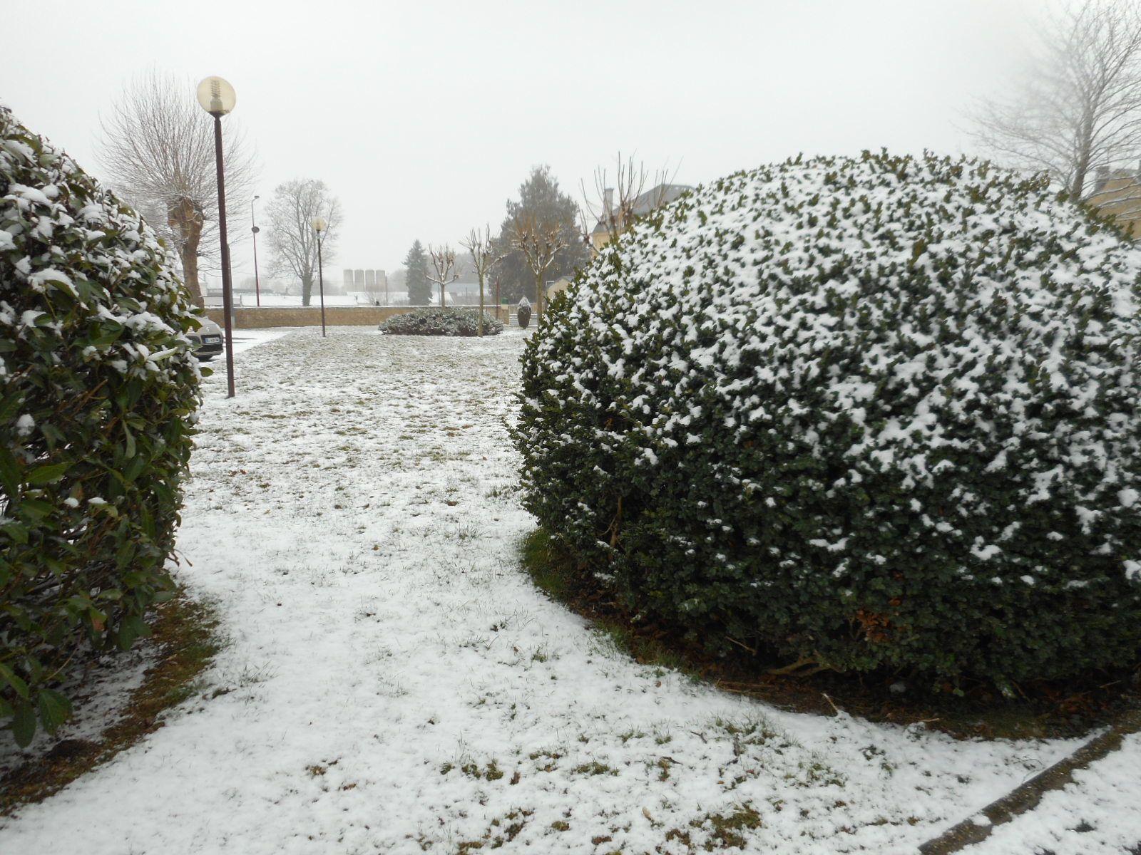 neige et froid