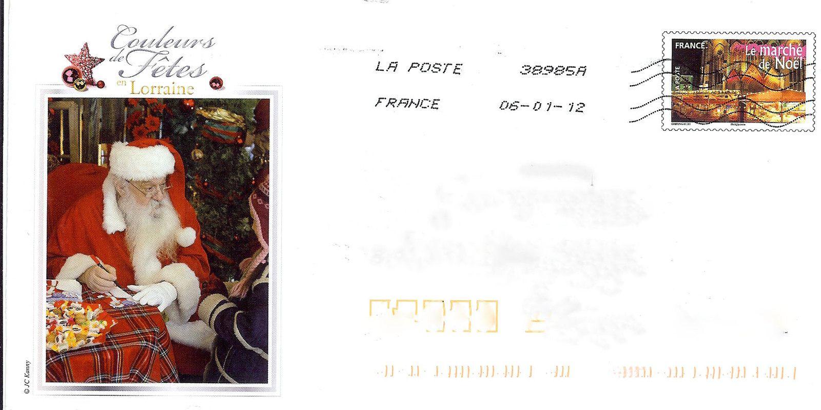 jeu de Khanel : un courrier