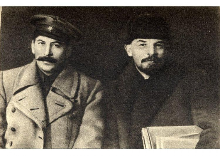 Lenine & Staline: quand  le vice et le crime se conjuguent ...