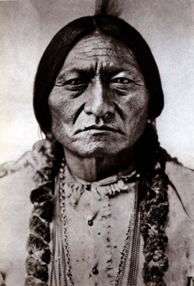 Sitting Bull&#x3B; grand Chef Sioux