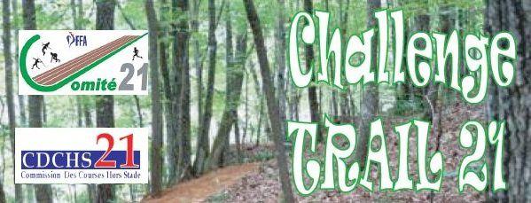 4 ème étape du Challenge Trail 21