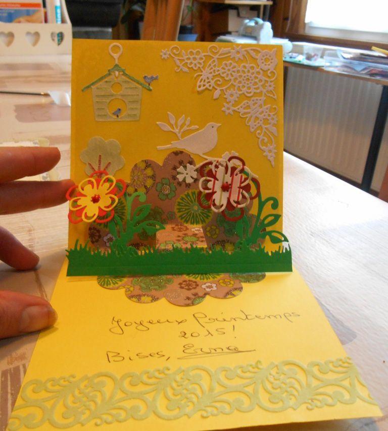 cartes reçus