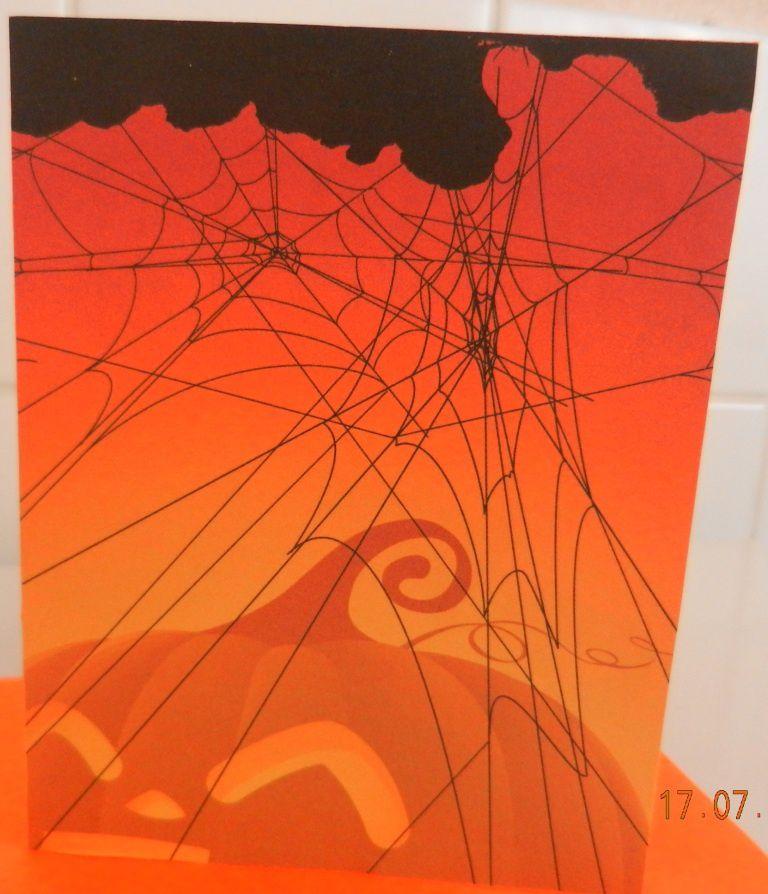 defi 33-2016- carte brodée