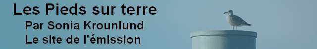 LA PECHE C' EST LA VIE CHEZ FRANCE-CULTURE.
