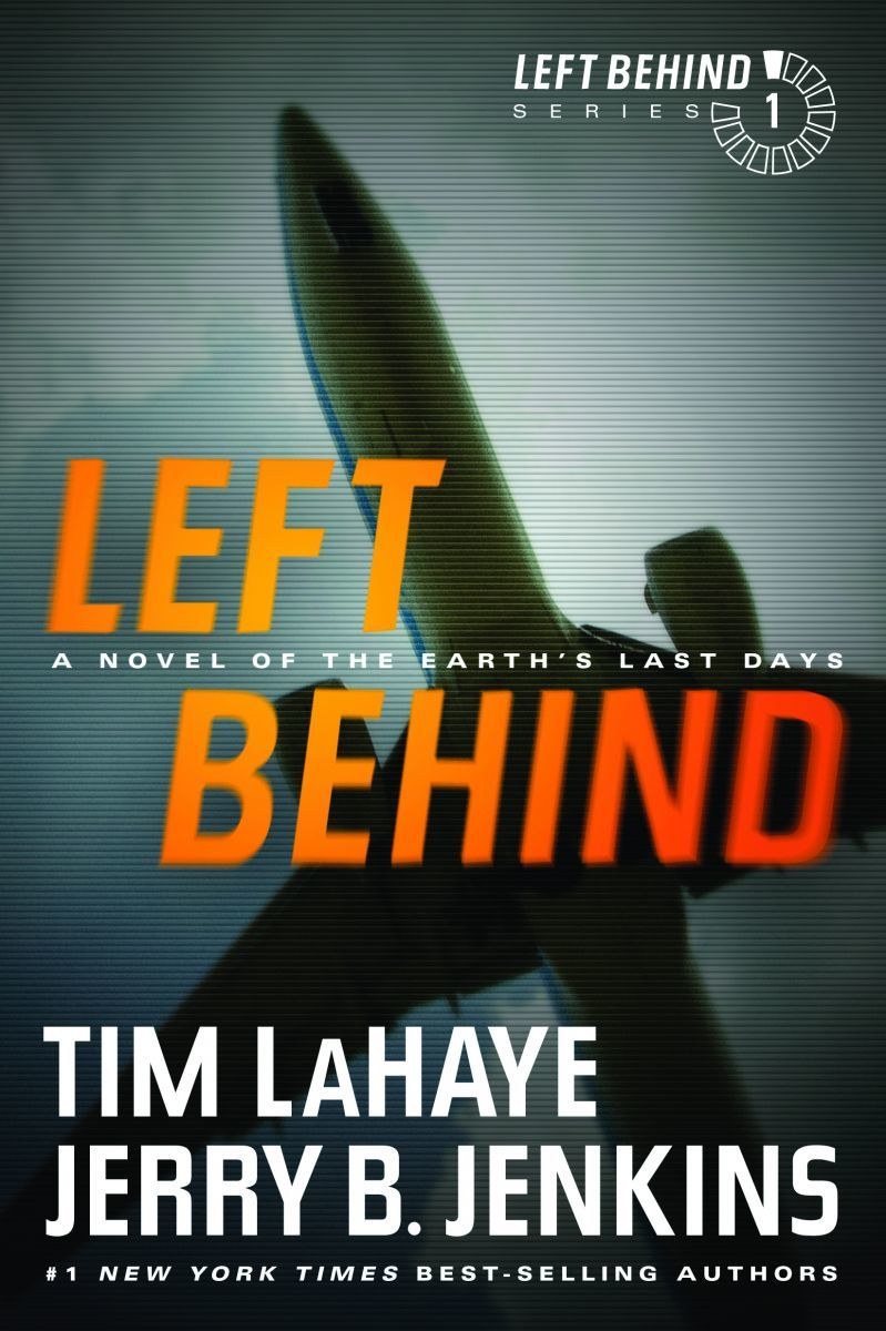 Livre de LAHAYE, Tim, Left Behind, Michigan, 1995
