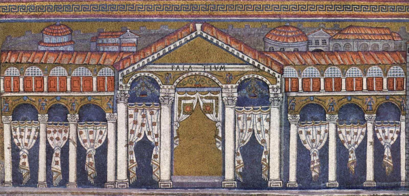 Santa Maria Maggiore&#x3B; Sant'Apollinare in Nuovo