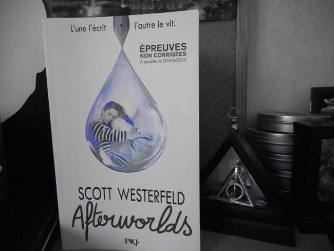 &quot&#x3B;Afterworlds&quot&#x3B; de Scott Westerfeld