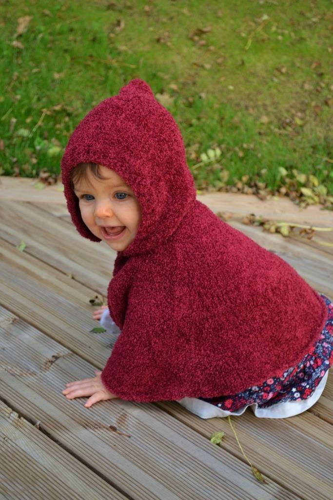 Un petit chaperon rouge en velours...