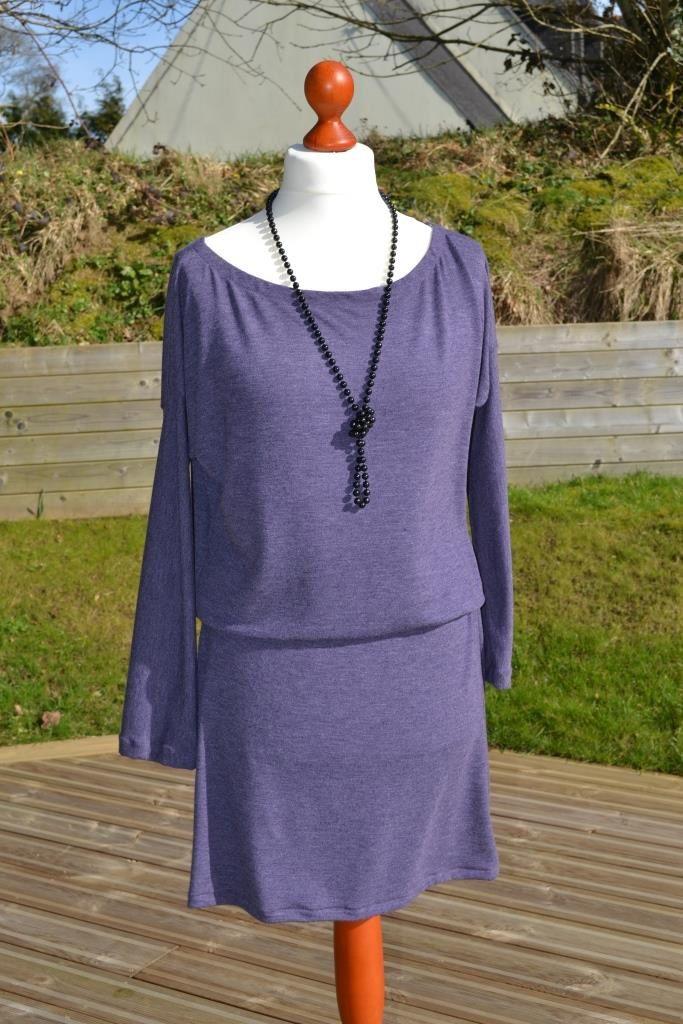 Petite robe hivernale