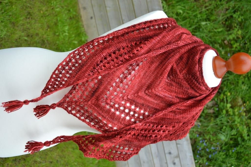 Mon shawl Light and up