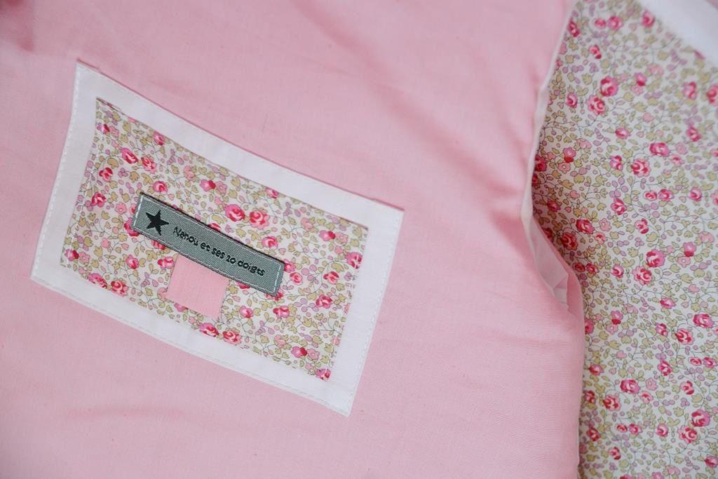 Louise.... Le linge de lit