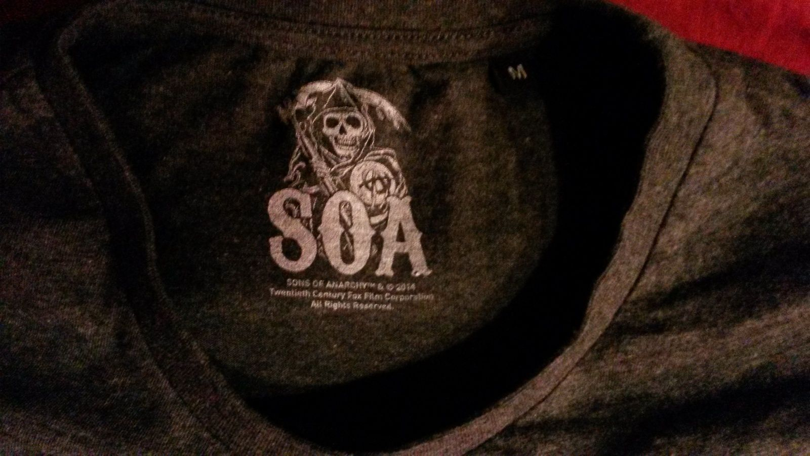 SONS OF ANARCHY: T-Shirts et Sweets