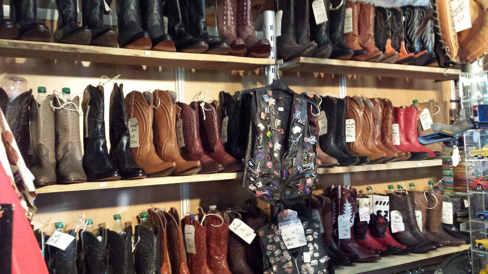 bottes western, bottes cow boy, pin's,