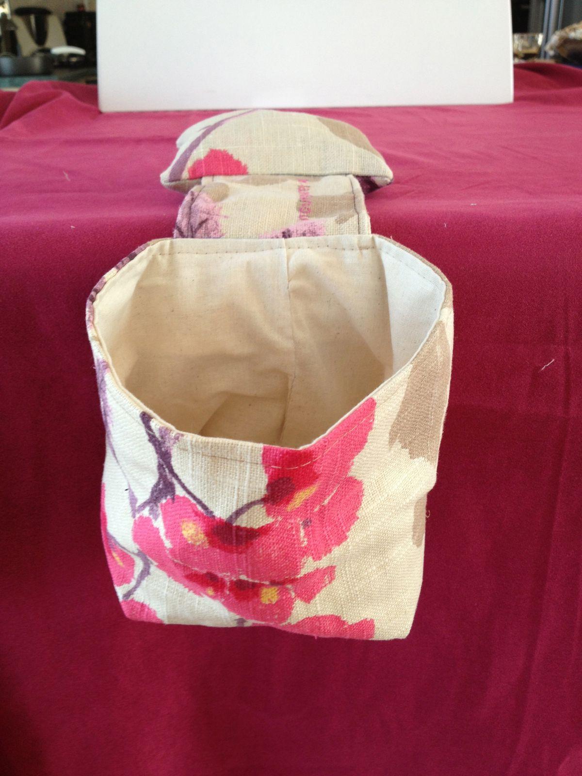Accessoires utiles pour la couture au fil de nos passions for Decoration de porte en tissu
