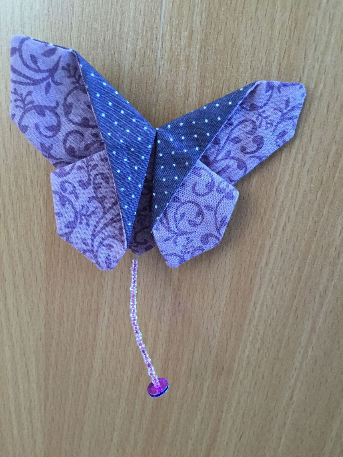 Vole papillon ! vole !!!