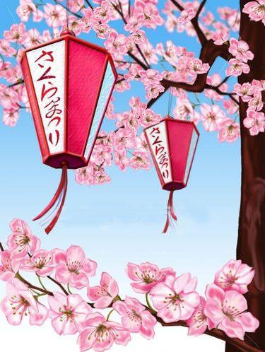 O-Hanami - Fête des Cerisiers aux Jardins de Valloires