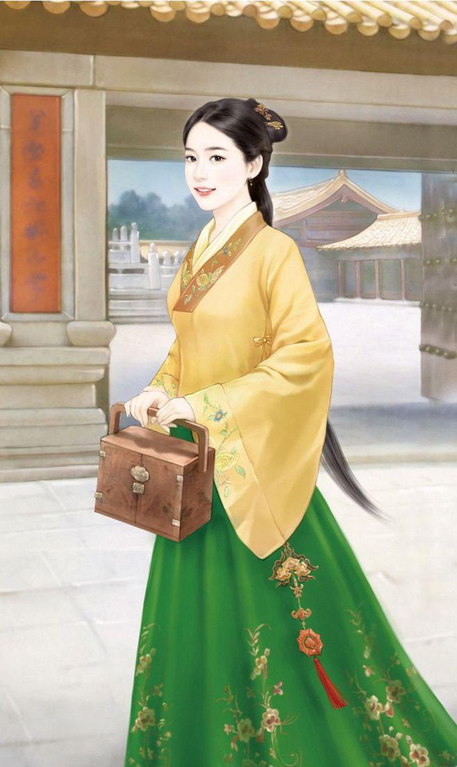 Antiques Beautées Chinoises - Les Courtisannes - Loisirs