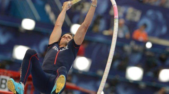 Renaud Lavillenie : la malédiction des championnats du monde