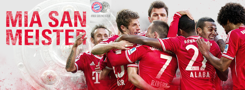 Photos Facebook officiel Bayern München