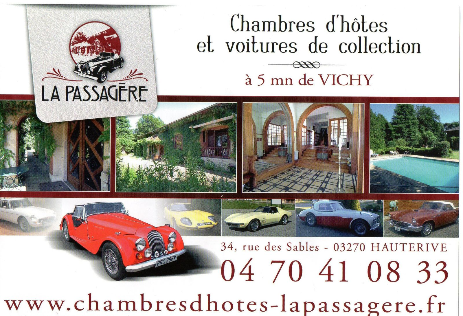 WWW.CHAMBRESDHOTES-LAPASSAGERE.FR