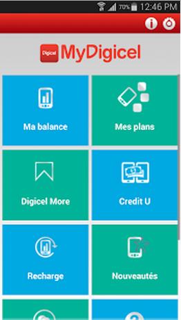 MyDigicel App prochainement aux Antilles-Guyane française !