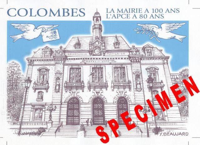 Les 80 ans de l'APCE de Colombes !
