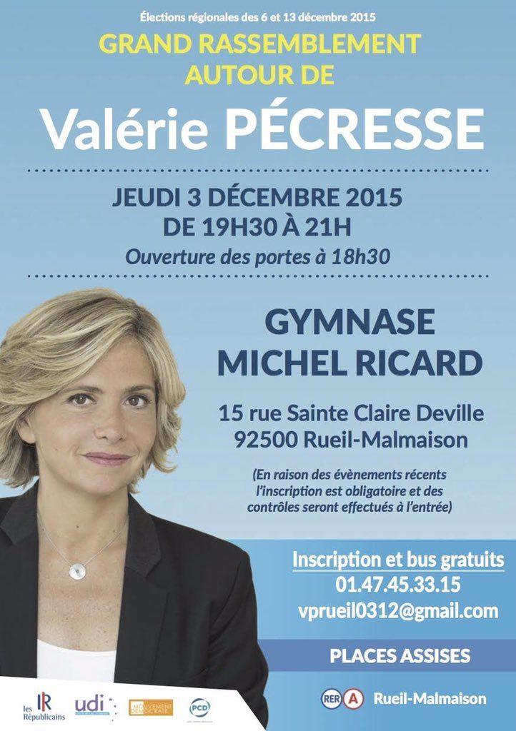 Elections Régionales 2015 en Ile-de-France