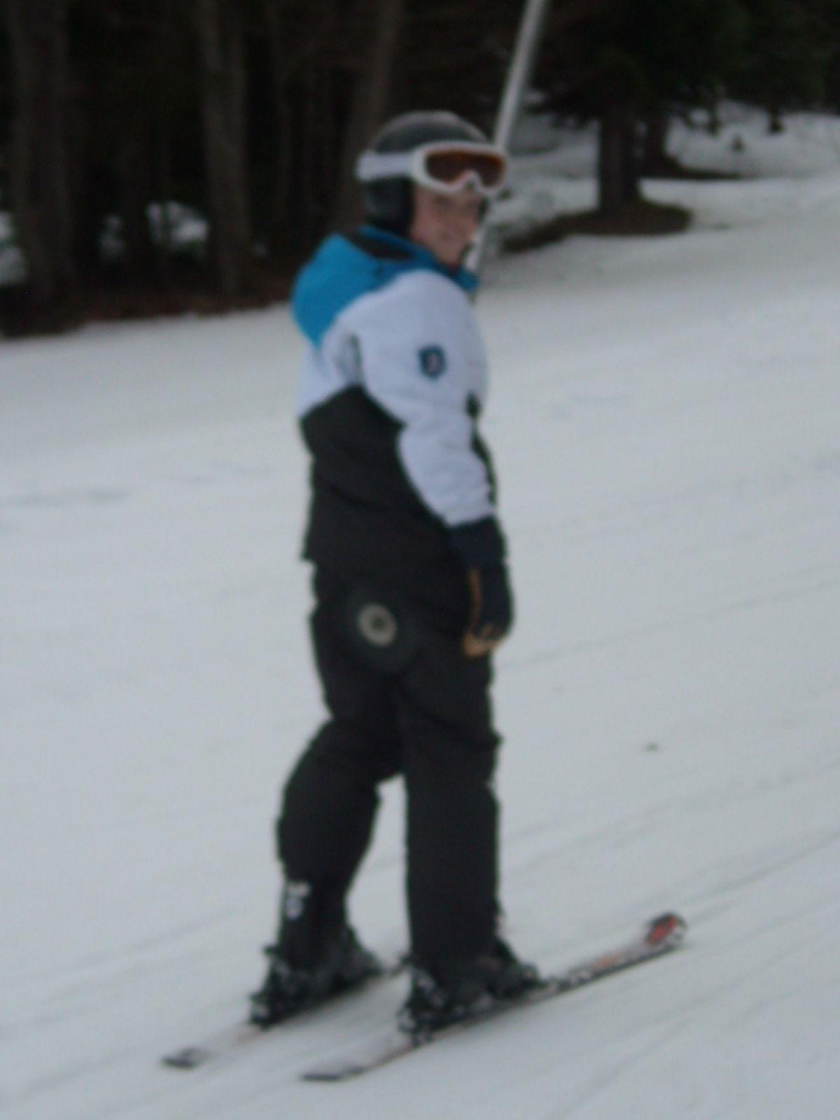 Ski de jeudi