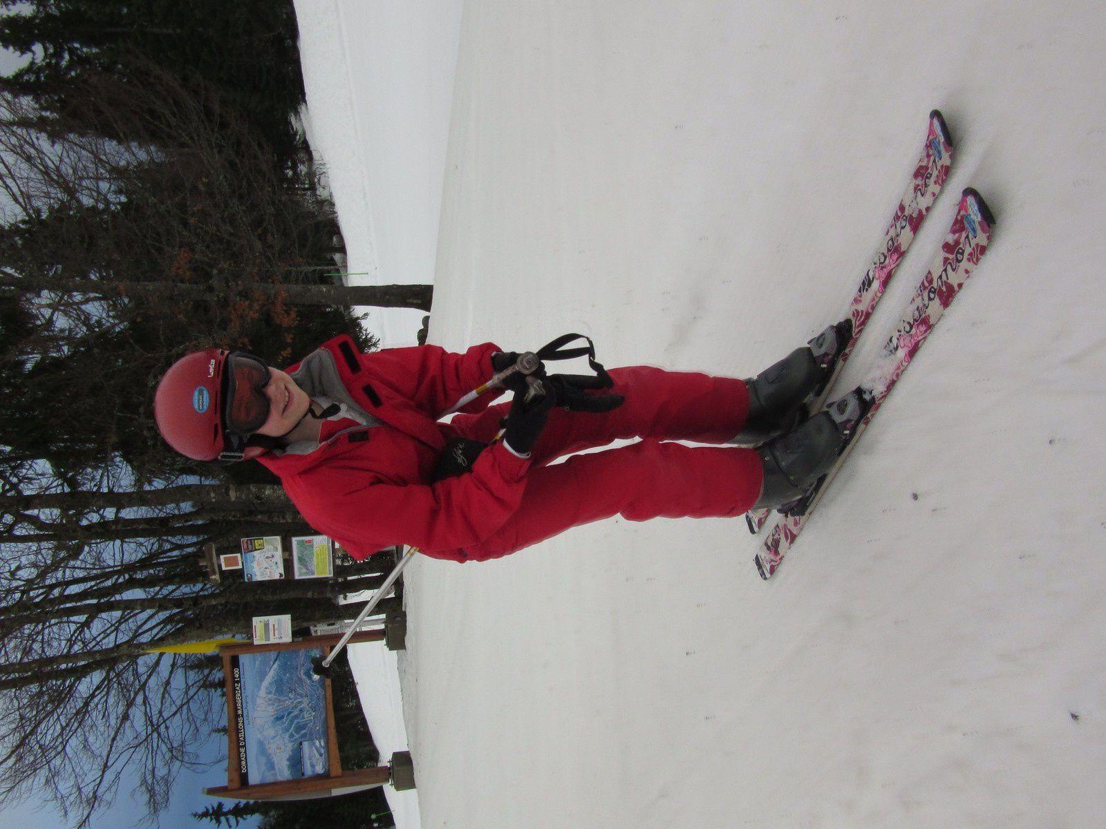 ski de vendredi et fromagerie