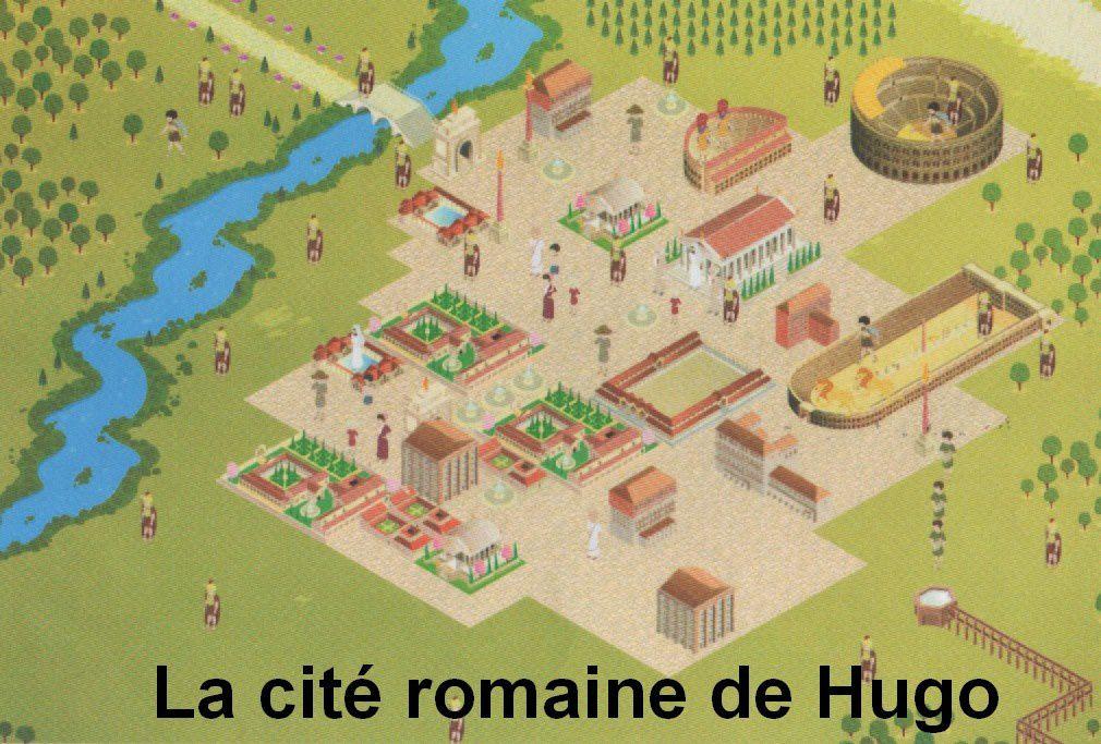 Les villes romaines