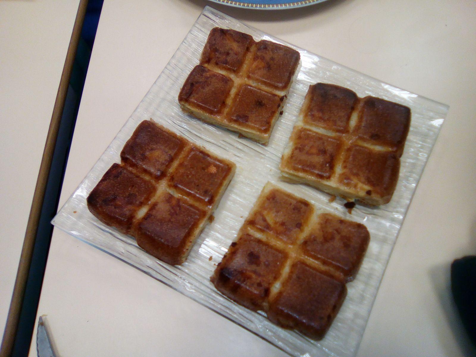 Apprendre à partager = les fractions avec un gâteau