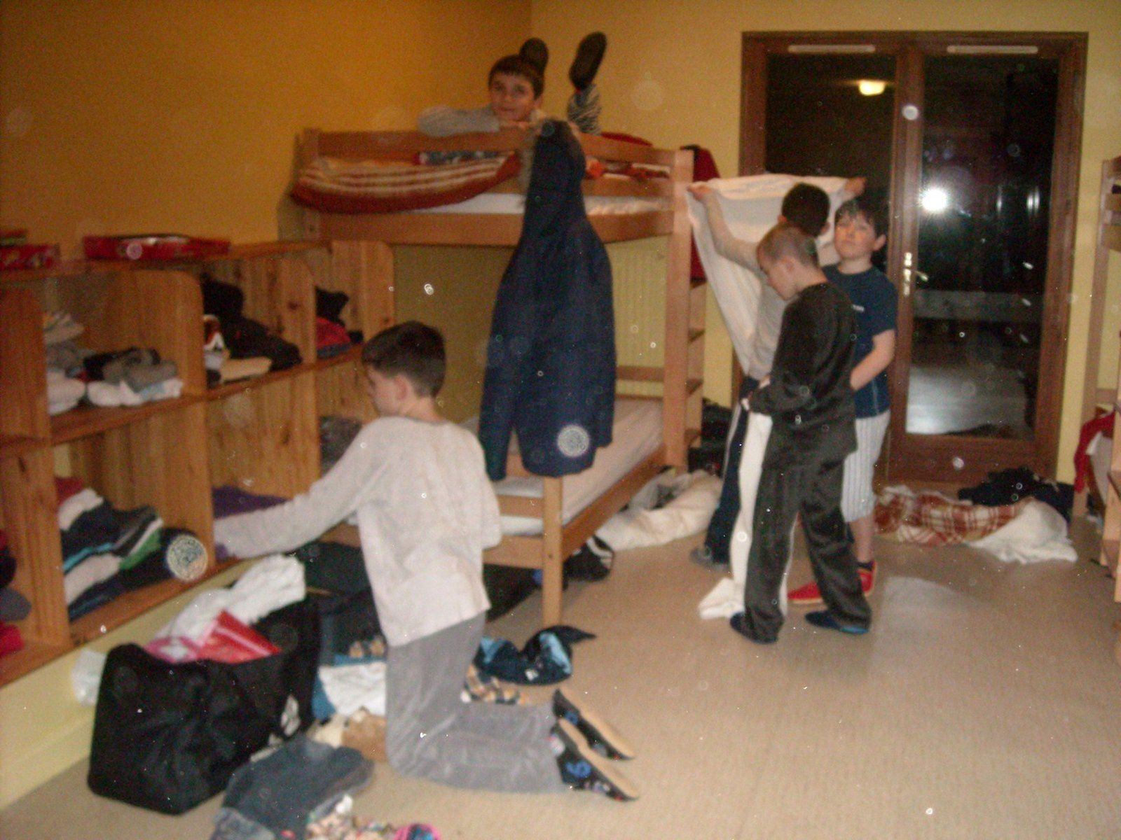 Photos: faire les lits