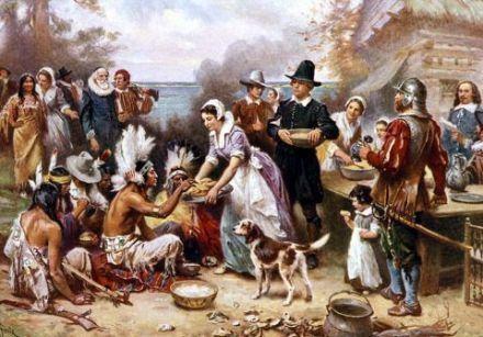 Thanksgiving à l'italienne : involtini de dinde aux marrons et torta della nonna cranberry-pécan