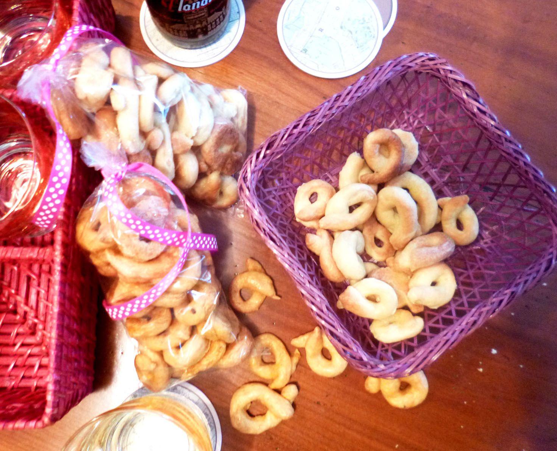 Tarallini à la tomate séchée ou miel de truffe blanche