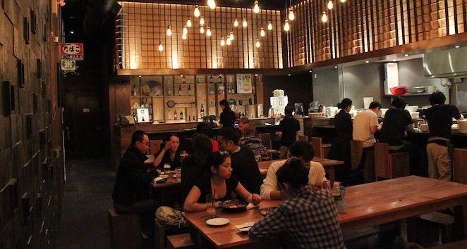 Voici un exemple d'izakaya (crédit photo Jits Magazine et Vol42)
