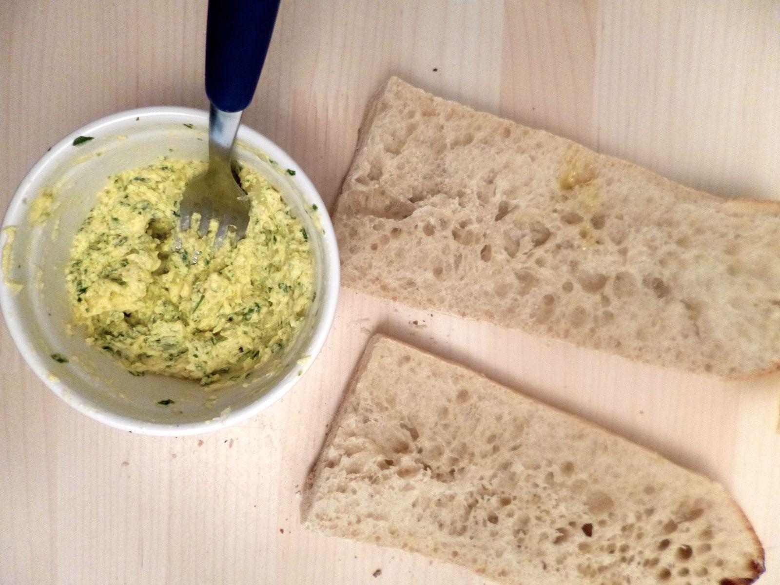 Garlic bread (cuisine italo-américaine #2)