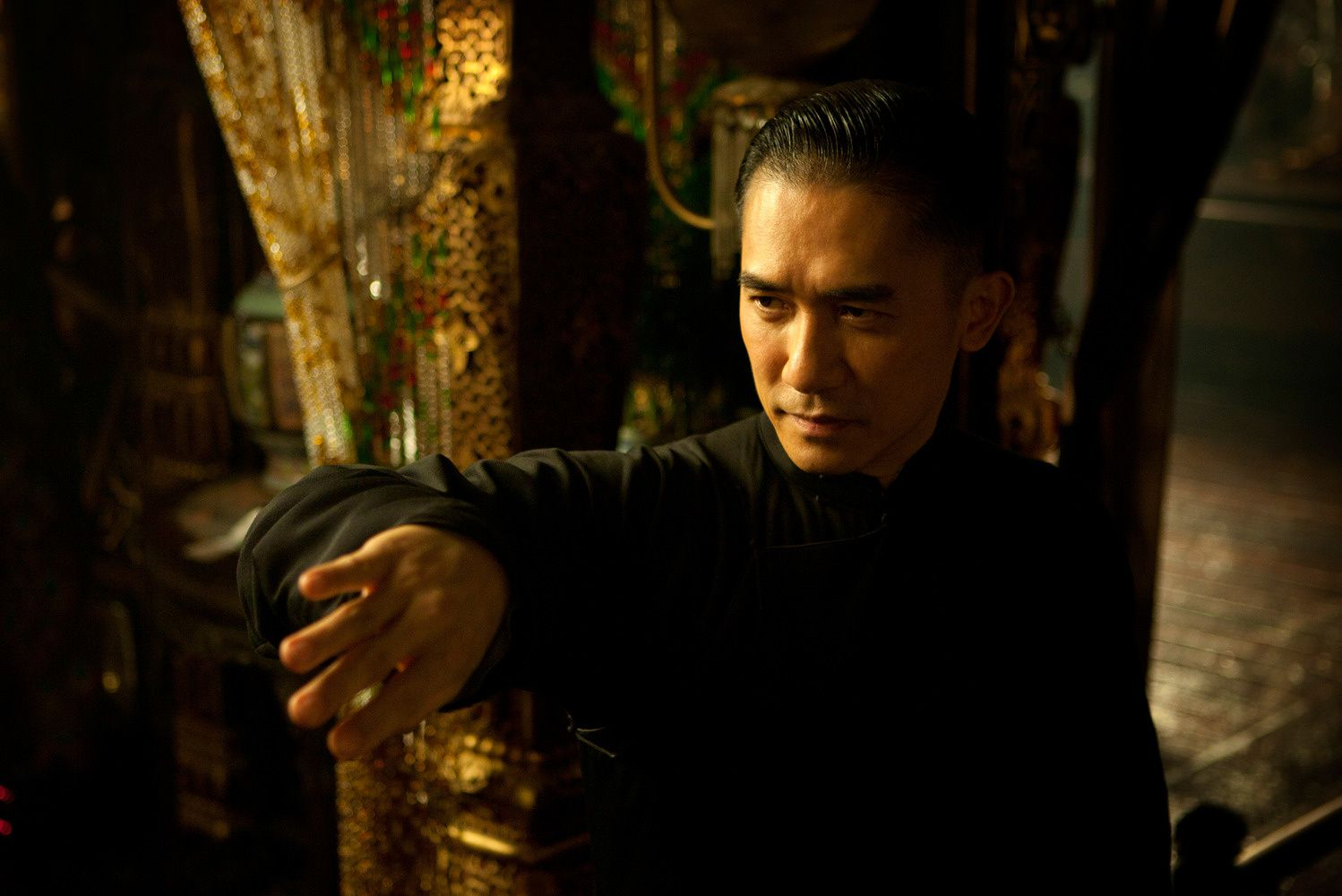 Ip Man (Tony Leung)