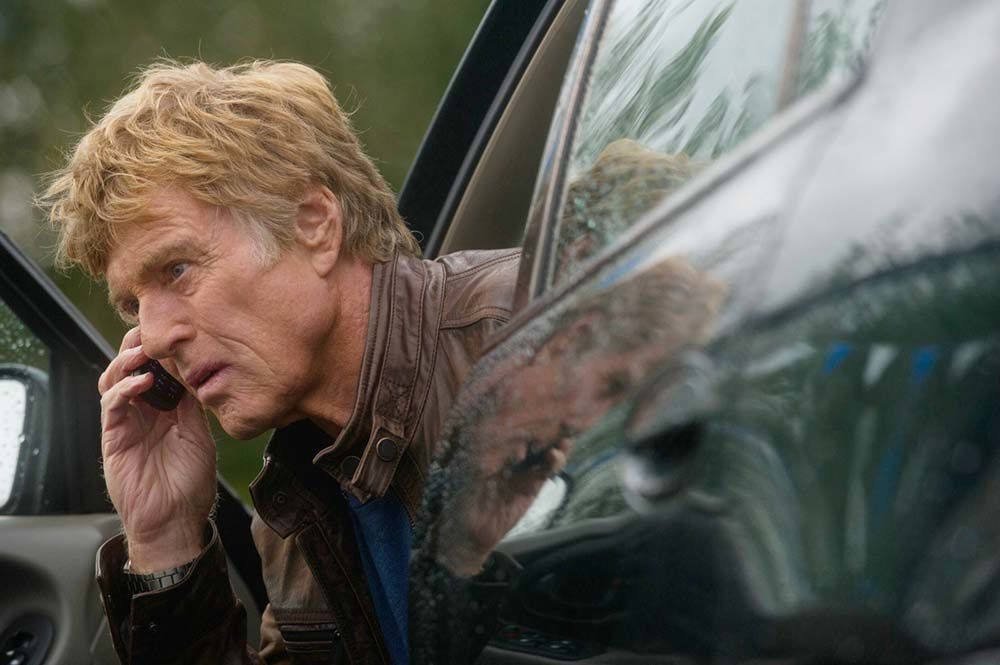 Jim Grant (Robert Redford)