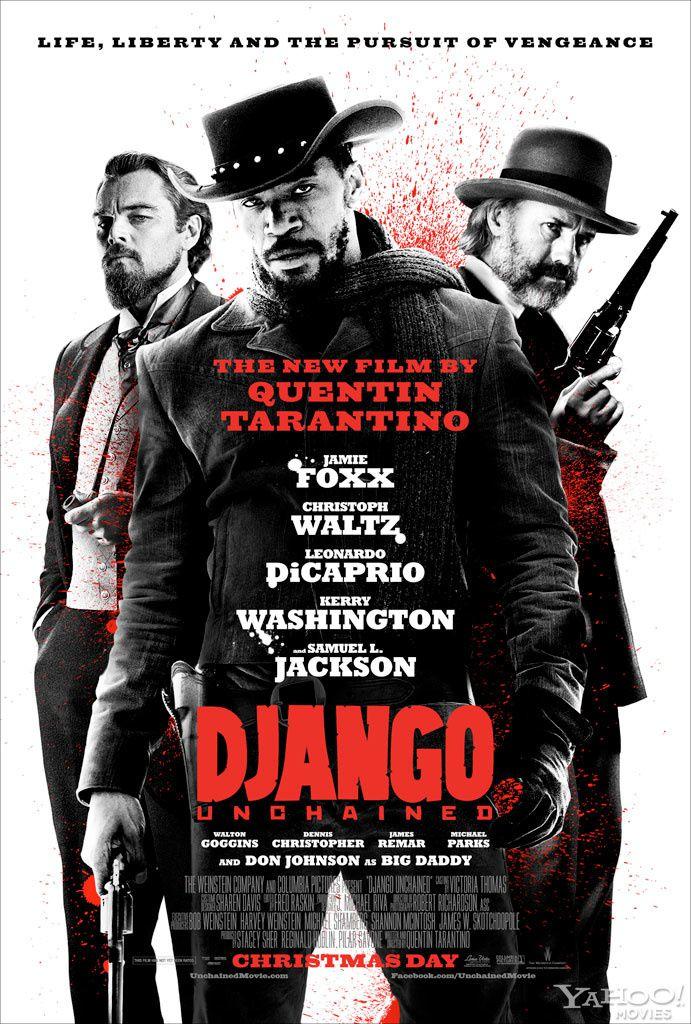 Affiche de Django Unchained (Quentin Tarantino)