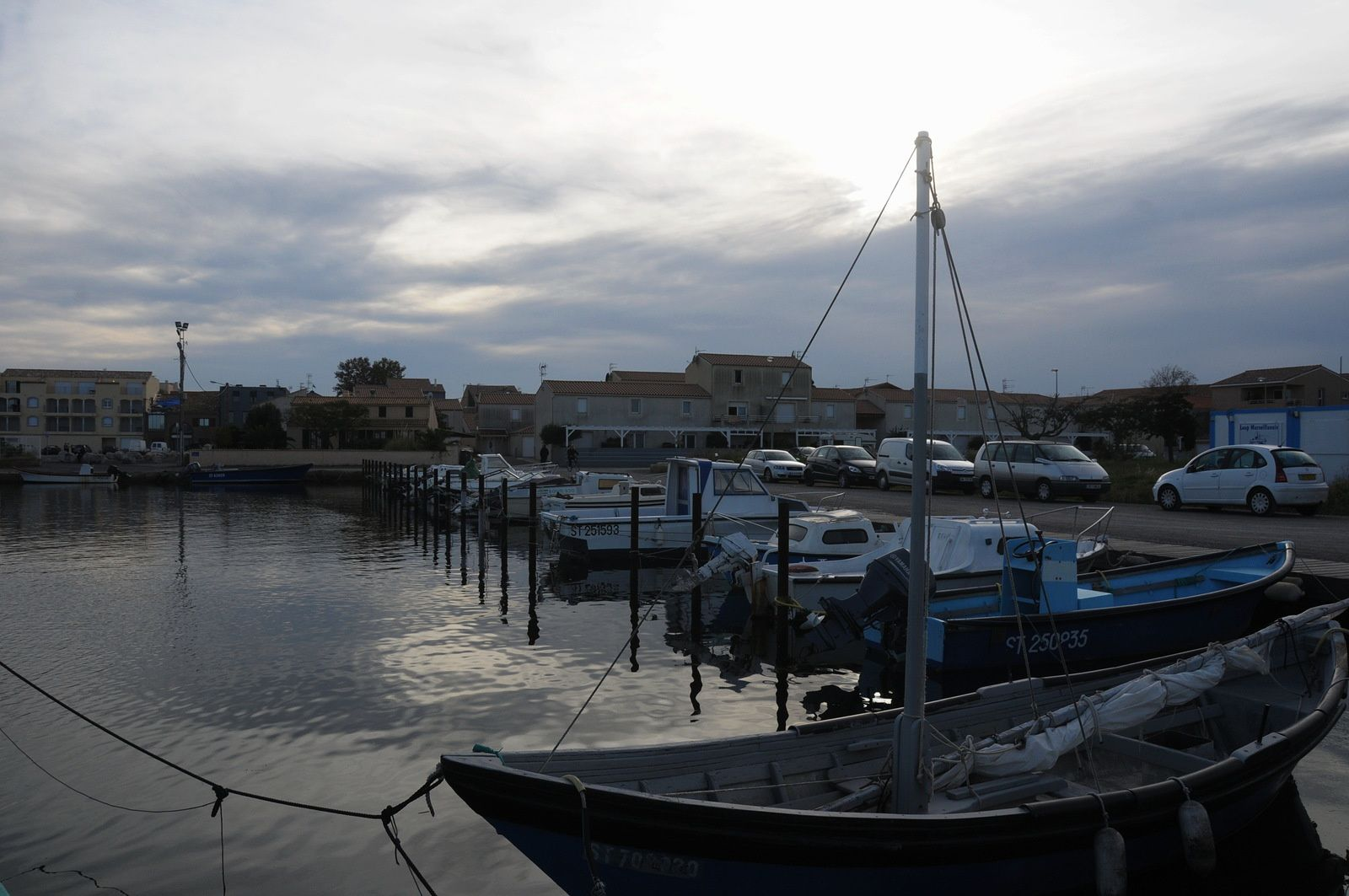 Marseillan suite photo portiragnes passion - Port rive gauche marseillan ...