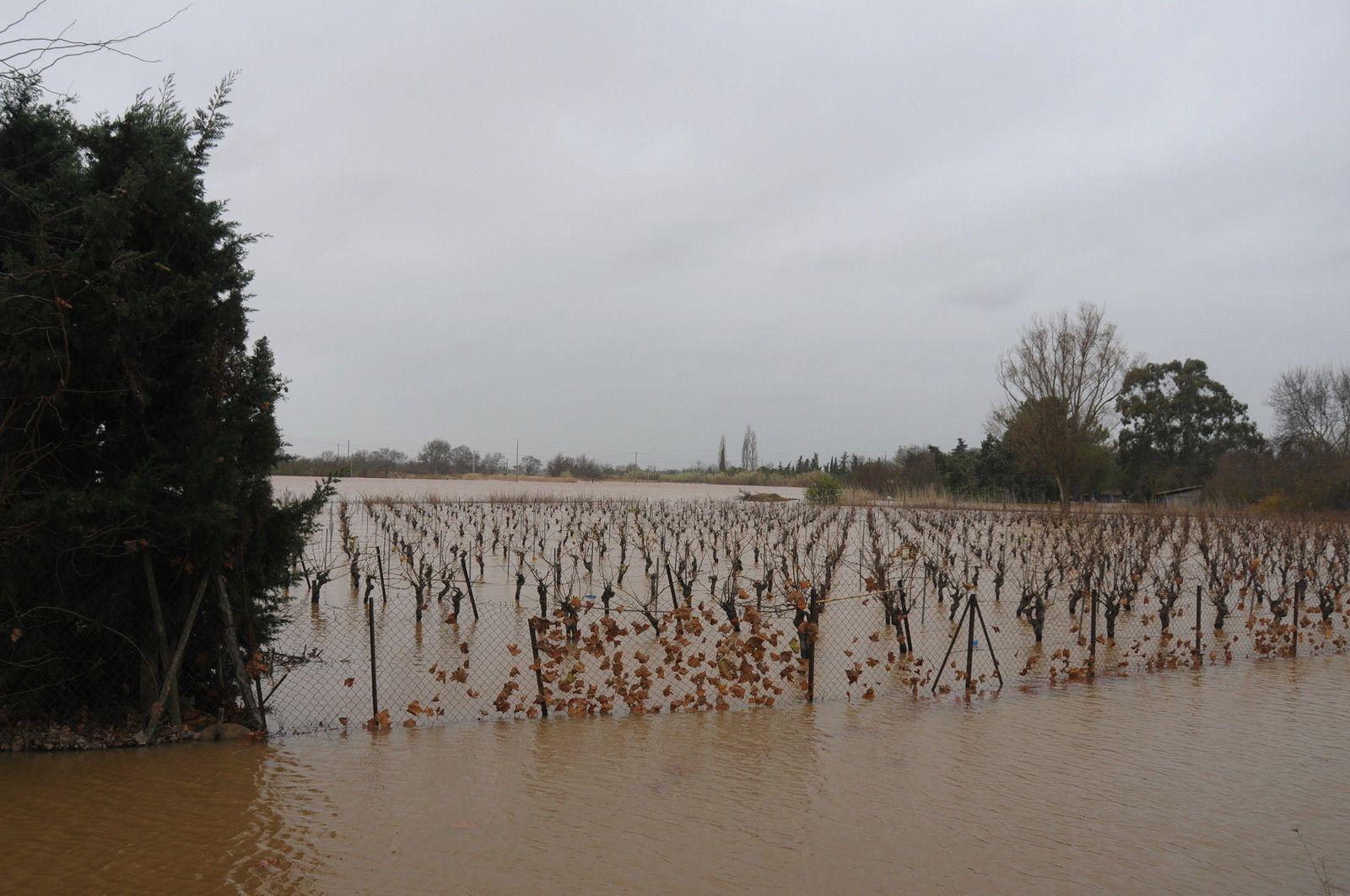 Un nouveau lac ?