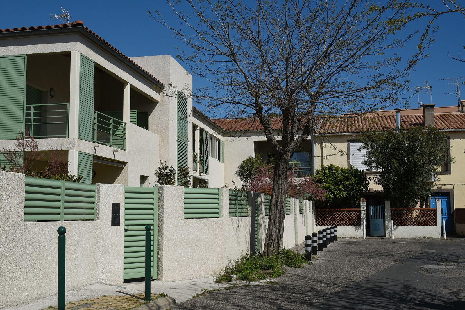 Villas de la belle poque au grau d 39 agde photo for Prix des terrains au m2