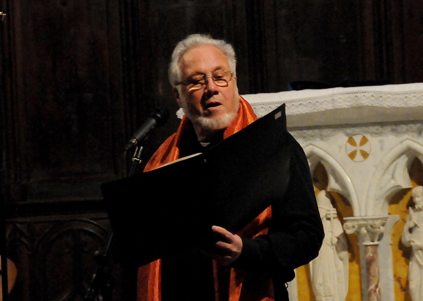 Jean Claude LUGAN le passionné ! (Ancien Maire de 2001-2008)