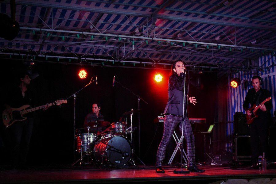 Groupe Tribute Queen avec Evasion